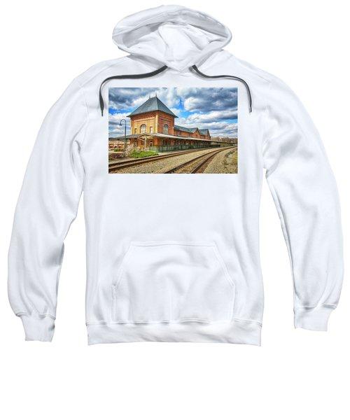 Bristol Train Station Sweatshirt