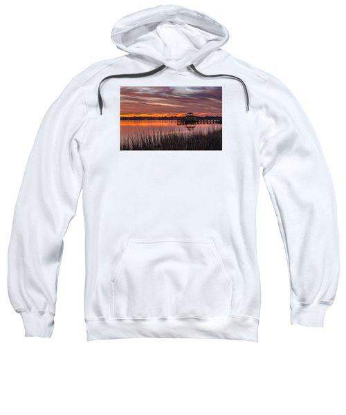 Brittlebank Park Dock Charleston Sc Sweatshirt