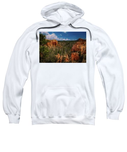 Bryce Canyon From The Top Sweatshirt