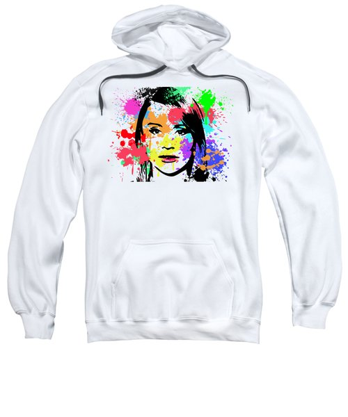 Bryce Dallas Howard Pop Art Sweatshirt