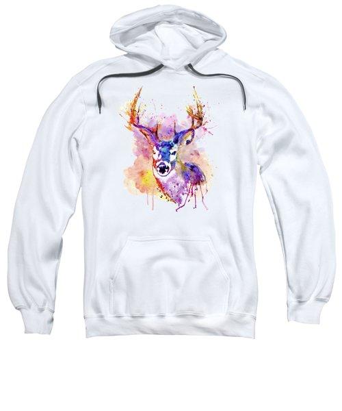 Buck Sweatshirt by Marian Voicu