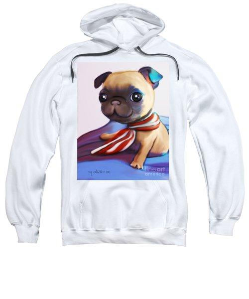 Buddy The Pug Sweatshirt