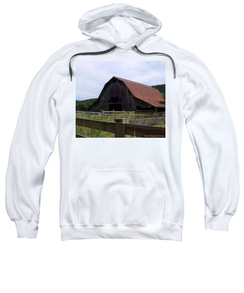 Buffalo River Barn Sweatshirt