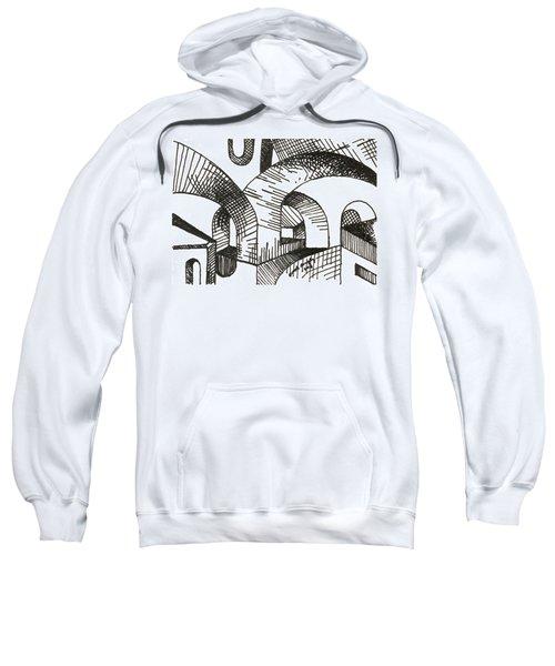 Buildings 1 2015 - Aceo Sweatshirt