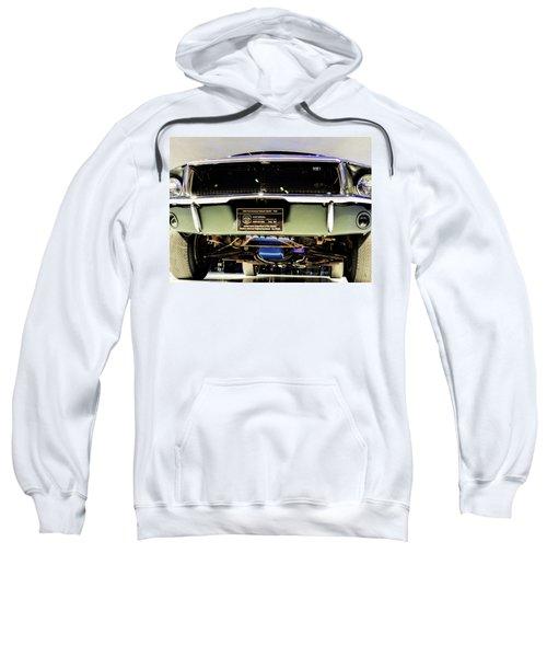Bulitt Front View Sweatshirt