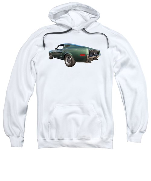 Bullitt - 1968 Mustang Fastback Sweatshirt