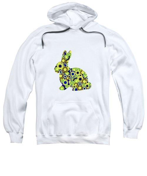 Bunny - Animal Art Sweatshirt
