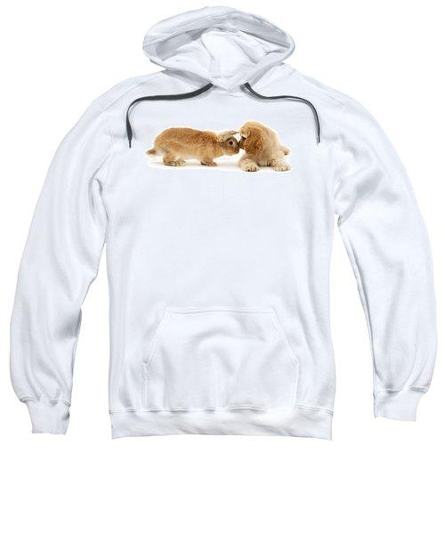 Bunny Nose Best Sweatshirt