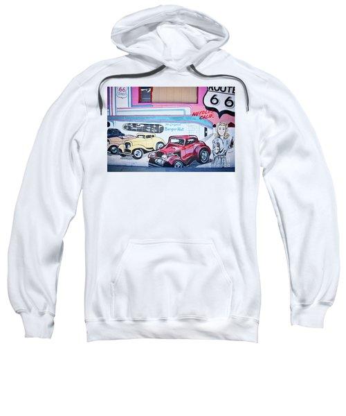 Burger Hut Sweatshirt