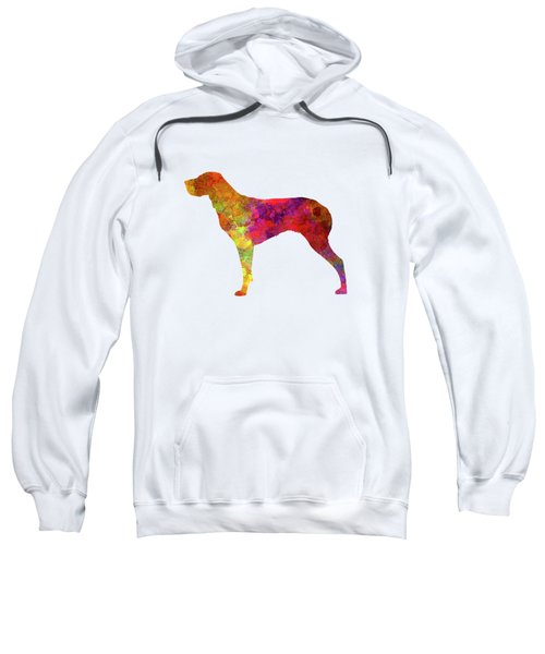 Burgos Pointer In Watercolor Sweatshirt