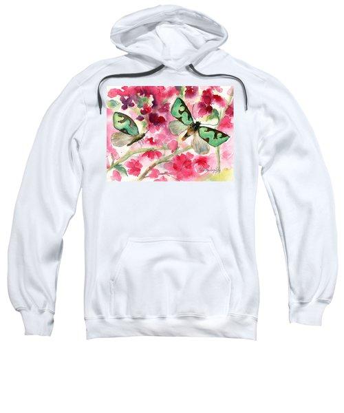 Butterflies Sweatshirt