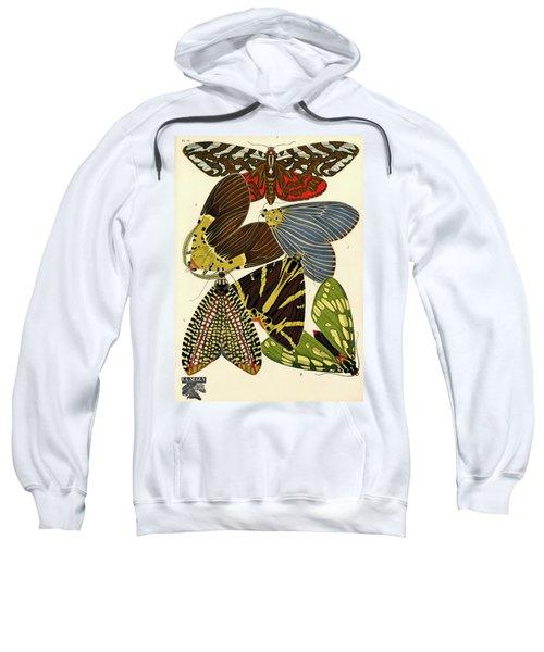 Butterflies, Plate-14 Sweatshirt