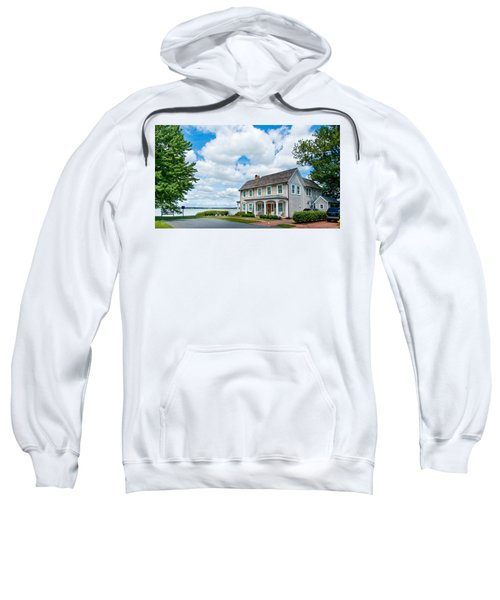 By The Water In Oxford Md Sweatshirt