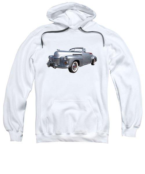 Bygone Era - 1941 Cadillac Convertible Sweatshirt
