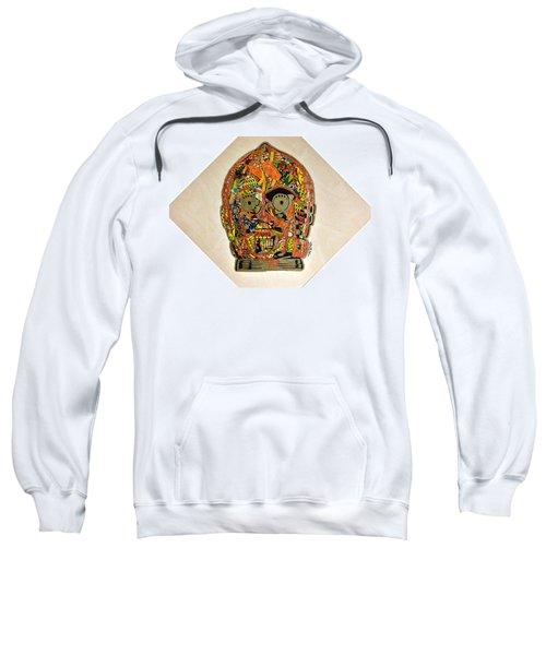 C3po Star Wars Afrofuturist Collection Sweatshirt