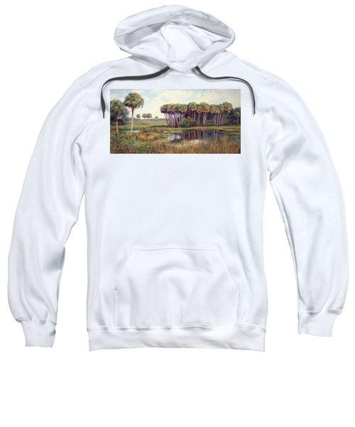 Cabbage Palm Hammock Sweatshirt