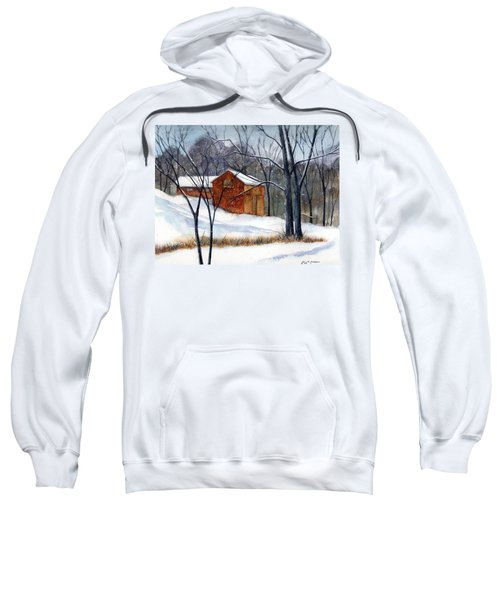 Cabin In The Woods Sweatshirt
