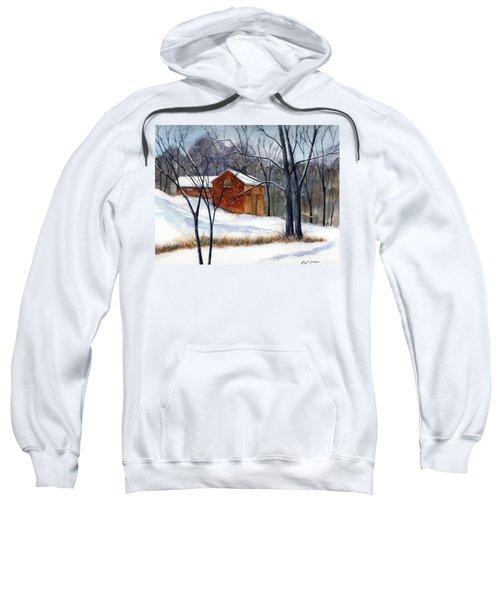 Cabin In The Woods Sweatshirt