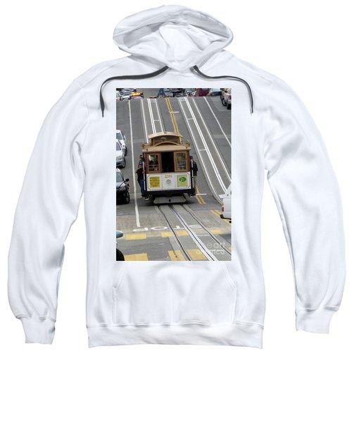Cable Car Sweatshirt