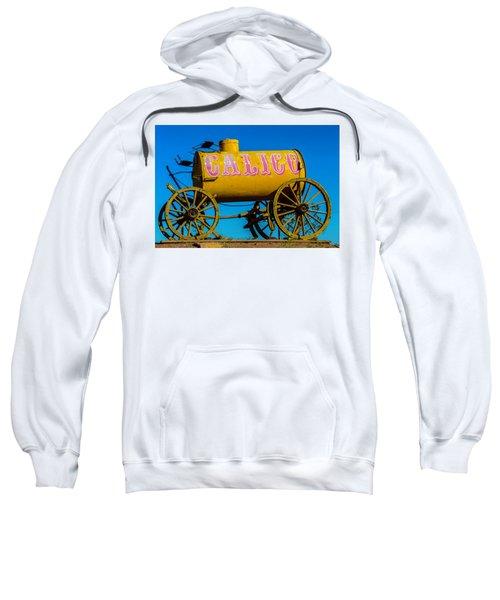 Calico Water Wagon Sweatshirt