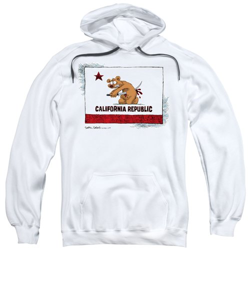 California Budget Harakiri Sweatshirt