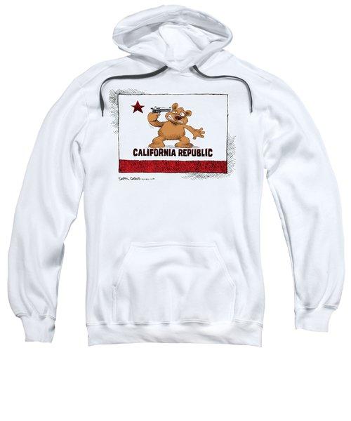 California Budget Suicide Sweatshirt