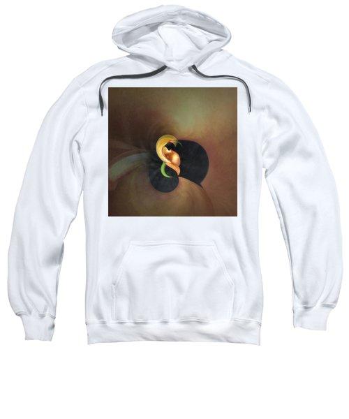 Calla Lily Study 2 Sweatshirt