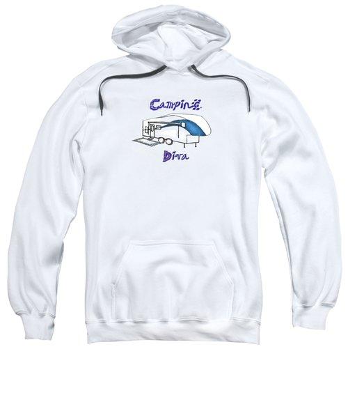 Camping Diva Sweatshirt