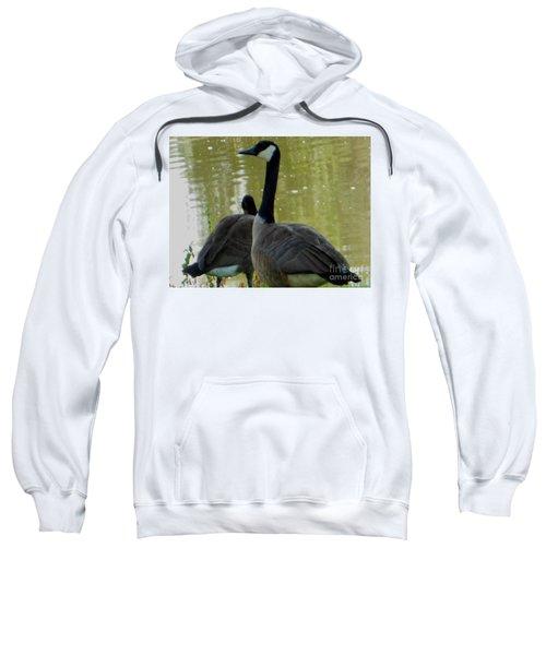 Canada Goose Edge Of Pond Sweatshirt
