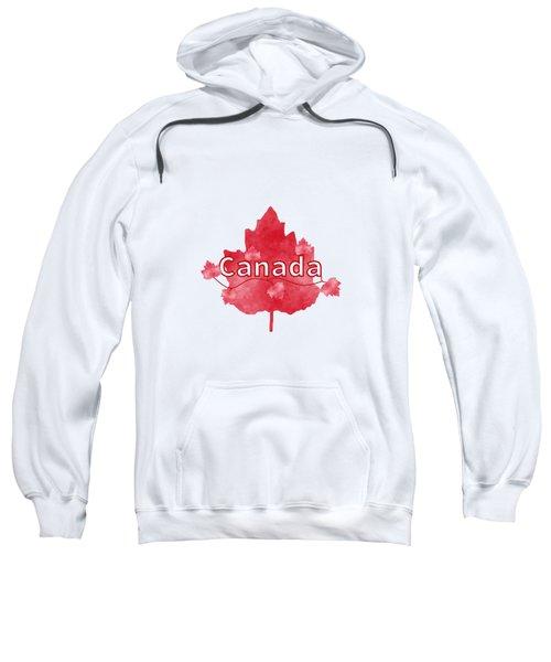 Canada Proud Sweatshirt