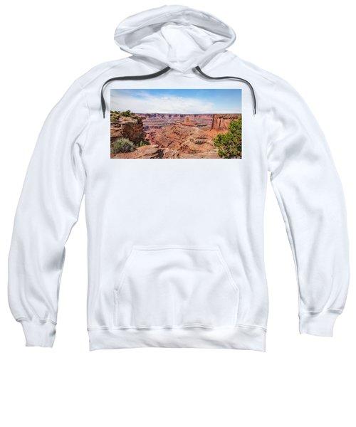 Canyonlands Near Moab Sweatshirt