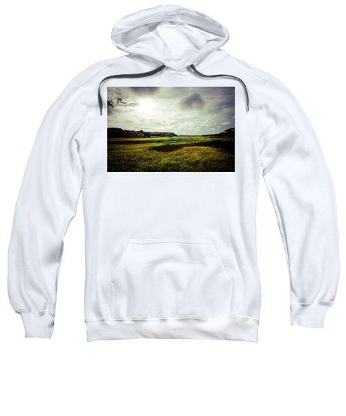 Cape Cod Marsh 1 Sweatshirt