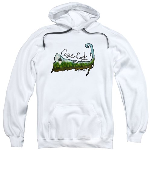 Cape Cod, Mass. Sweatshirt