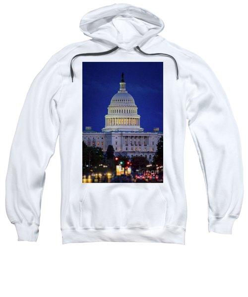Capitol At Dusk Sweatshirt