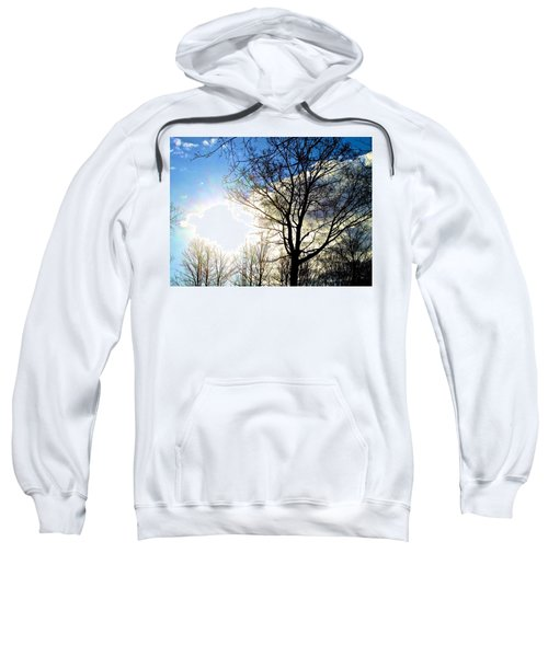 Capturing The Morning Sun Sweatshirt