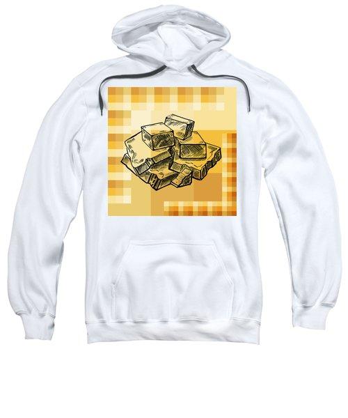 Caramel And Fudge Sweatshirt
