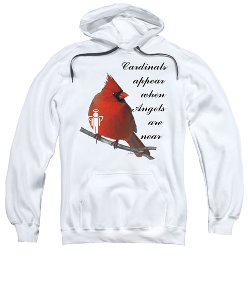 Cardinals And Angels Sweatshirt