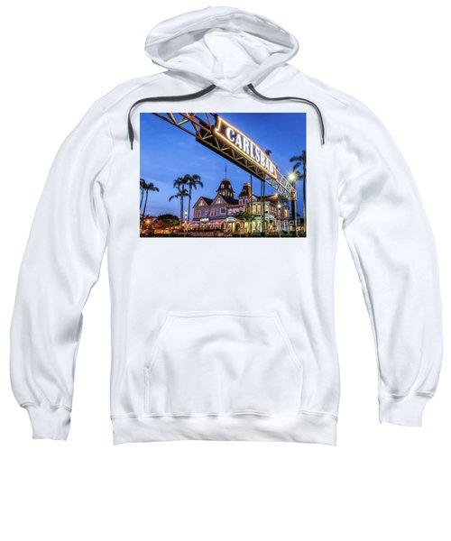 Carlsbad Welcome Sign Sweatshirt