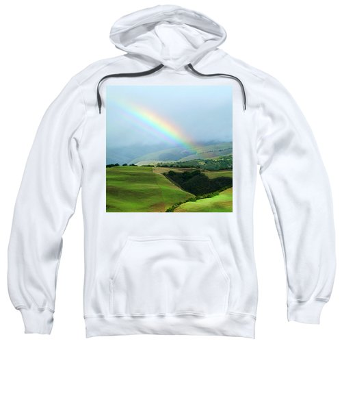 Carmel Valley Rainbow Sweatshirt
