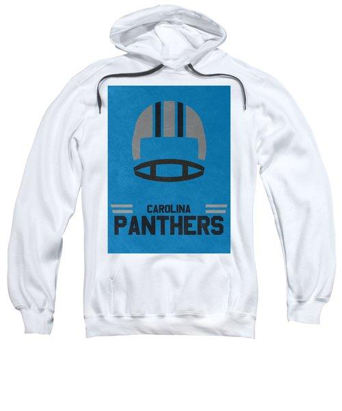 Carolina Panthers Vintage Art Sweatshirt