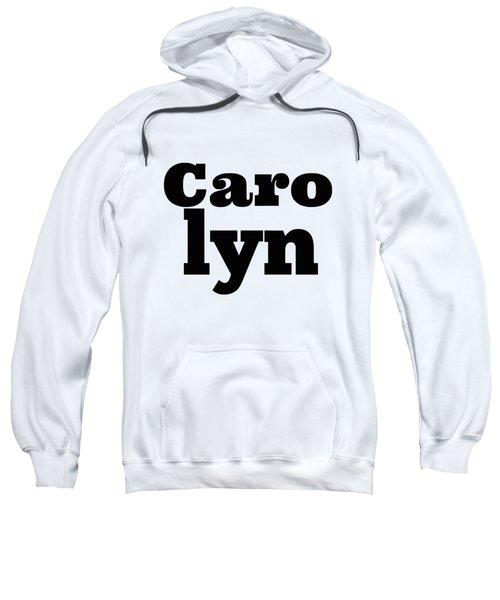 Carolyn Sweatshirt