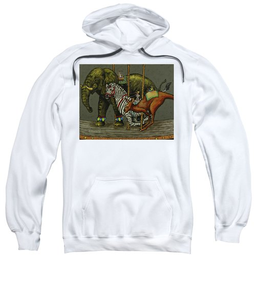 Carousel Kids 6 Sweatshirt