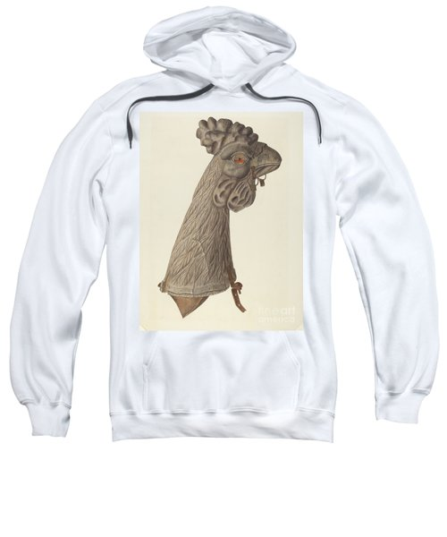 Carousel Rooster Sweatshirt