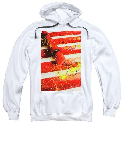 Cartoon Bomb Sweatshirt