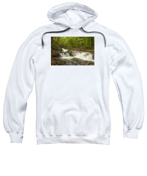 Cascades On The Brooks Falls Trail Sweatshirt