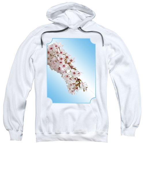 Cascading Cherry Blossom Sweatshirt