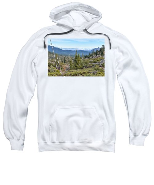 Castle Lake Trail Sweatshirt
