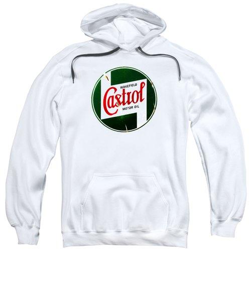Castrol Motor Oil Sweatshirt