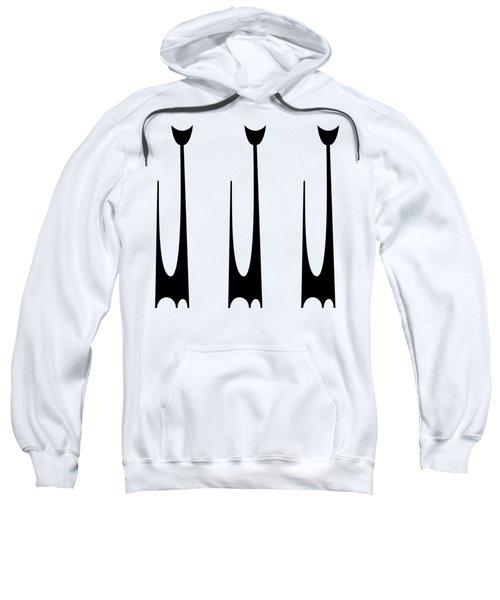 Cat 3 Trio Sweatshirt