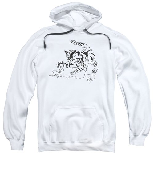 Cat- Cute Kitty  Sweatshirt